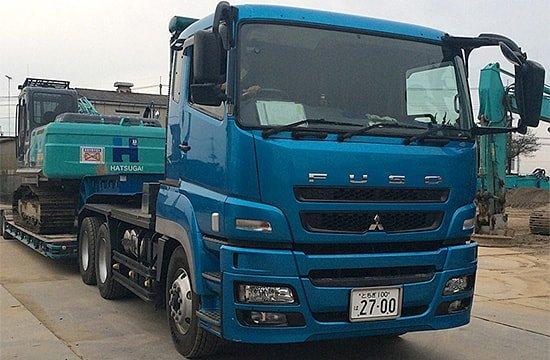 トラック写真1