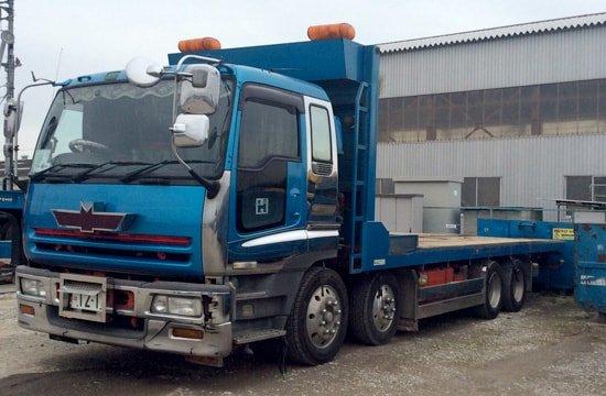 トラック写真2